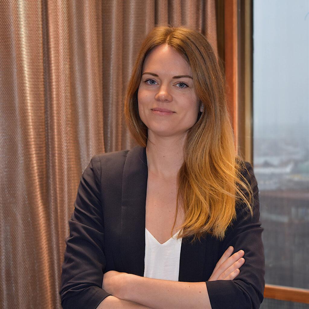 Gina Gilbertsson